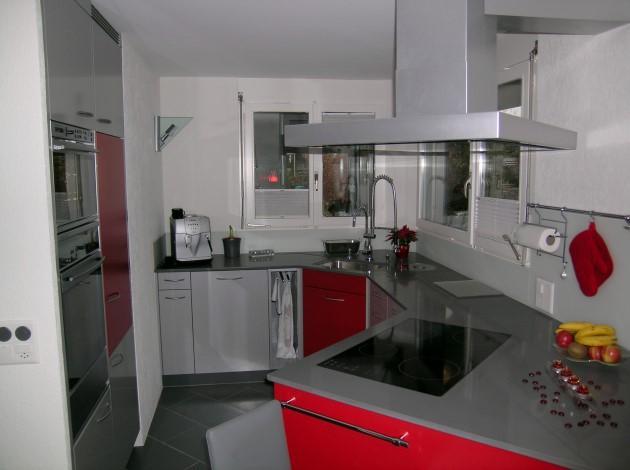 individuelle küchenplanung - ihre traumküche auf mass küchentrend ... - Küchenlösungen Für Kleine Küchen