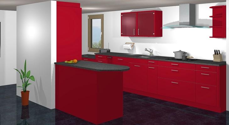Individuelle Küchenplanung - Ihre Traumküche auf Mass Küchentrend ...